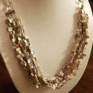 Vintage gorgeous necklace PM 133